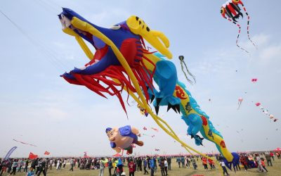 Best Kites' Festivals Around The World