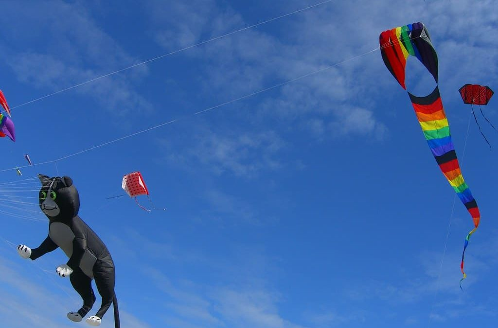 Best Kite Festivals In The Usa